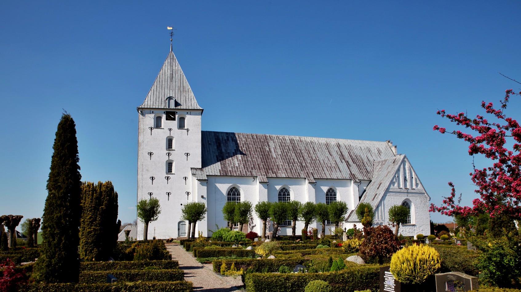 Viggo Hjort Kohberg - Øsby Kirke