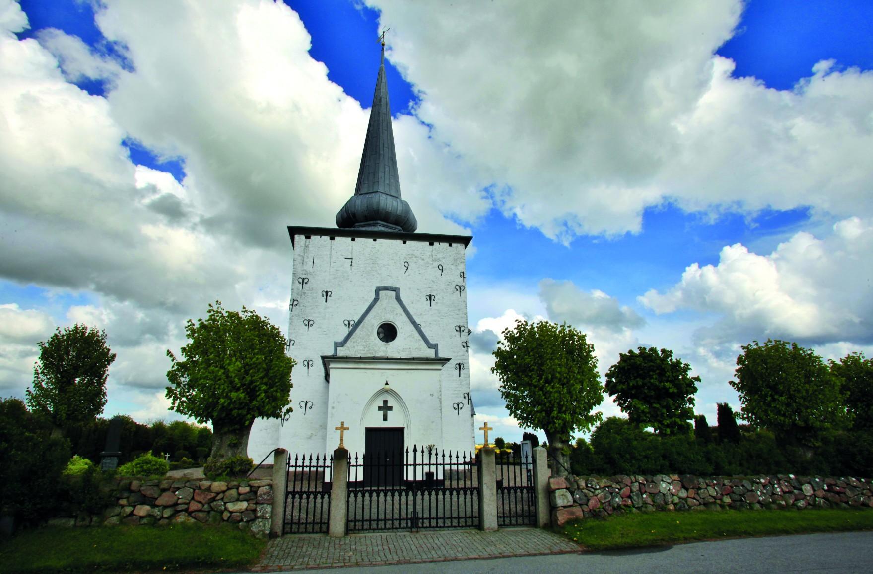 Viggo Hjort Kohberg - Vilstrup Kirke (2)