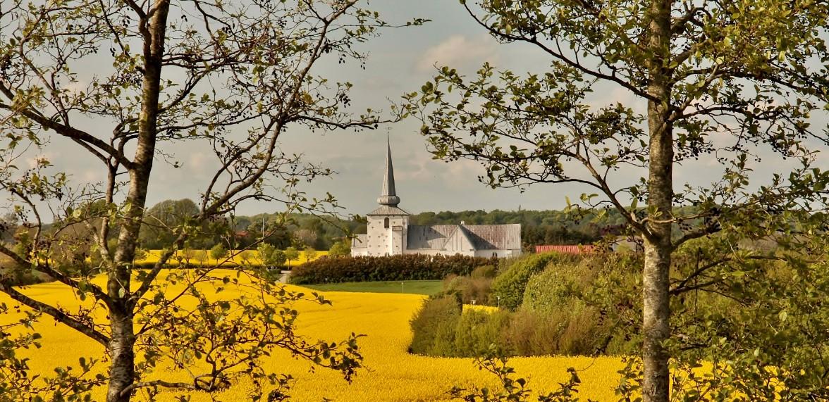 Viggo Hjort Kohberg - Vilstrup Kirke Forår